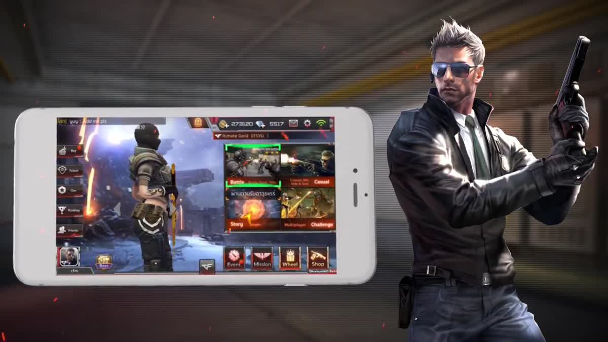 Crossfire Legends การแข่งขัน Esports สุดยิ่งใหญ่เงินรางวัลรวมสูงถึง 4 ล้านบาท