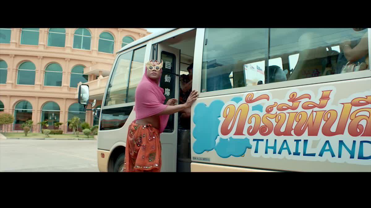 ภาษาจีนก็ได้ เครื่องแต่งกายก็เลิศ!! ติช่า ล่ามไทยไม่แพ้ล่ามใดในโลก มีที่เดียวใน Thailand Only