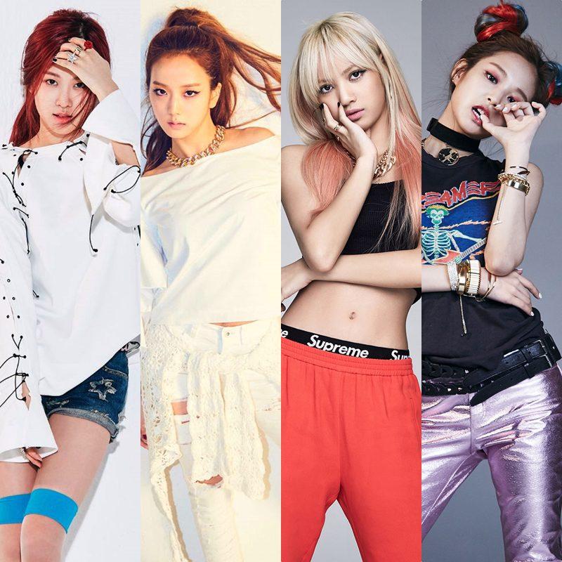 NEW GIRL GROUP YG