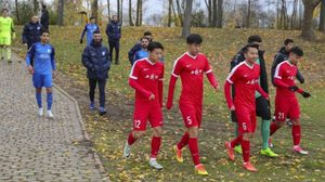 ปัญหาเยอะ! ทีมชาติจีน โดนแบนใน เยอรมัน เพราะประท้วงวุ่นวายระหว่างแข่ง