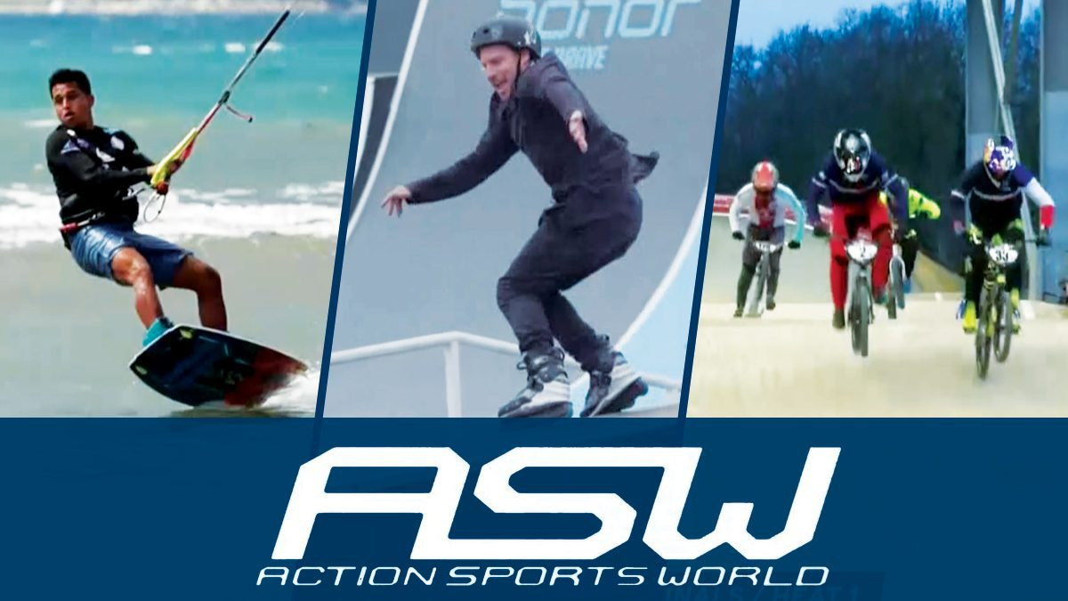 รายการ Action Sports World Season18 | EP.35 [FULL]