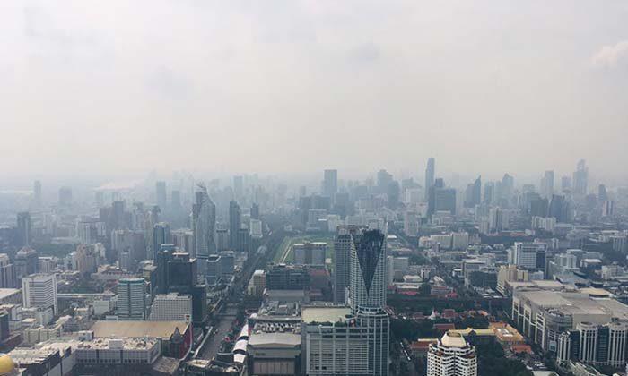ฝุ่น PM 2.5 วิกฤตสุขภาพที่คนไทยต้องเจอ