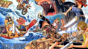 One Piece  68 มีกำลังการตีพิมพ์หนแรก 4 ล้านเล่ม