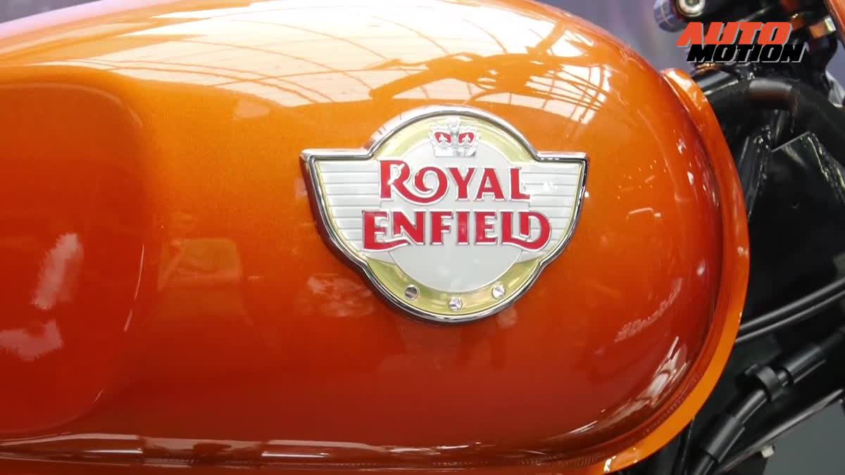 Royal Enfield เปิดตัวรถมอเตอร์ไซค์สูบคู่ Twin Fun 2 รุ่นใหม่ ราคาเริ่มต้น 2 แสนนิดๆ
