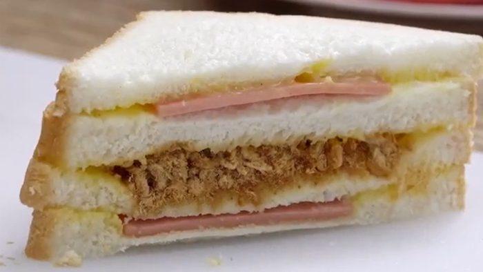 วิธีทำ แซนวิชโบราณ เมนูแซนวิชที่คุ้นเคย อร่อยไส้แน่นๆ