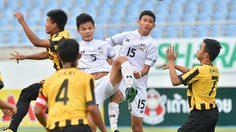 น้องยิงโชว์! ช้างศึกU15เชือดเสือเหลือง 1-0,ลิ่วชิงชนะเลิศ AFF U15