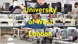 University of West London ให้ทุนนักศึกษาต่างชาติ