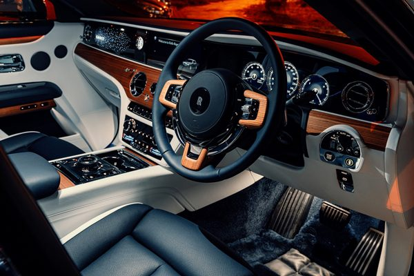 All-New Rolls-Royce 'Ghost'