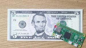Rasberry ประกาศเปิดตัว the Pi Zero  ราคาแค่ 5เหรียญสหรัฐ