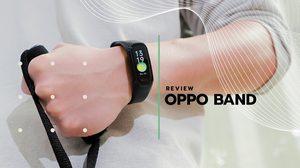 Activate Your Health From Home สุขภาพดีเริ่มต้นบนข้อมือ กับ OPPO Band
