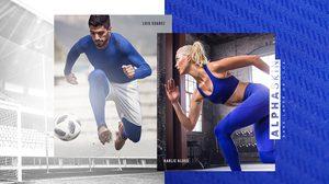 adidas Alphaskin เผยนวัตกรรมชุดกีฬาสุดล้ำที่ช่วยยกระดับเกมการแข่งขันของนักกีฬา