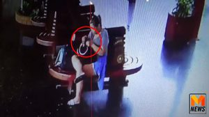 อุทาหรณ์! สองนักเรียนสาวเซลฟี่เพลิน ถูกขโมยกระเป๋าเงิน