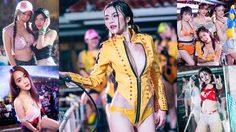 เชอรี่ สามโคก ร่วมสร้างความมันส์สุดติ่ง ณ ITCHY-WAREHOUSE Songkran 2018