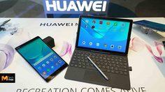 เปิดตัว HUAWEI MediaPad M5 และ MediaPad M5 Pro แท็บเล็ตเพื่องานและความบันเทิง