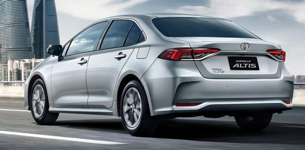 All-New Corolla Altis