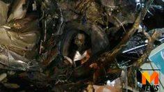 สยอง!! ภาพปริศนาคล้ายวิญญาณ โผล่ล้อรถ หลังเกิดอุบัติเหตุชนดับ 2 ศพ