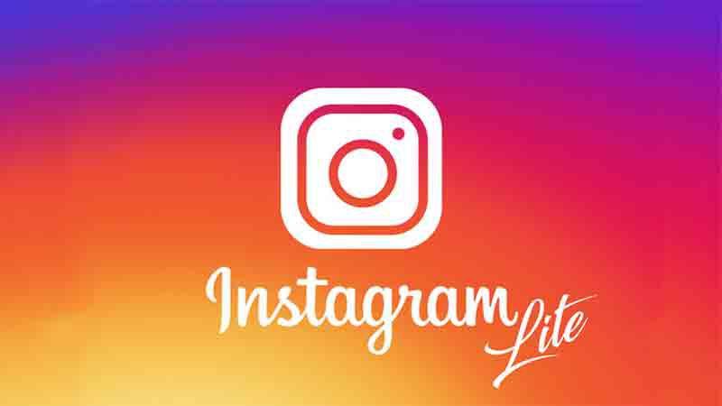 โลโก้ Instagram Lite จะหน้าตาประมาณนี้