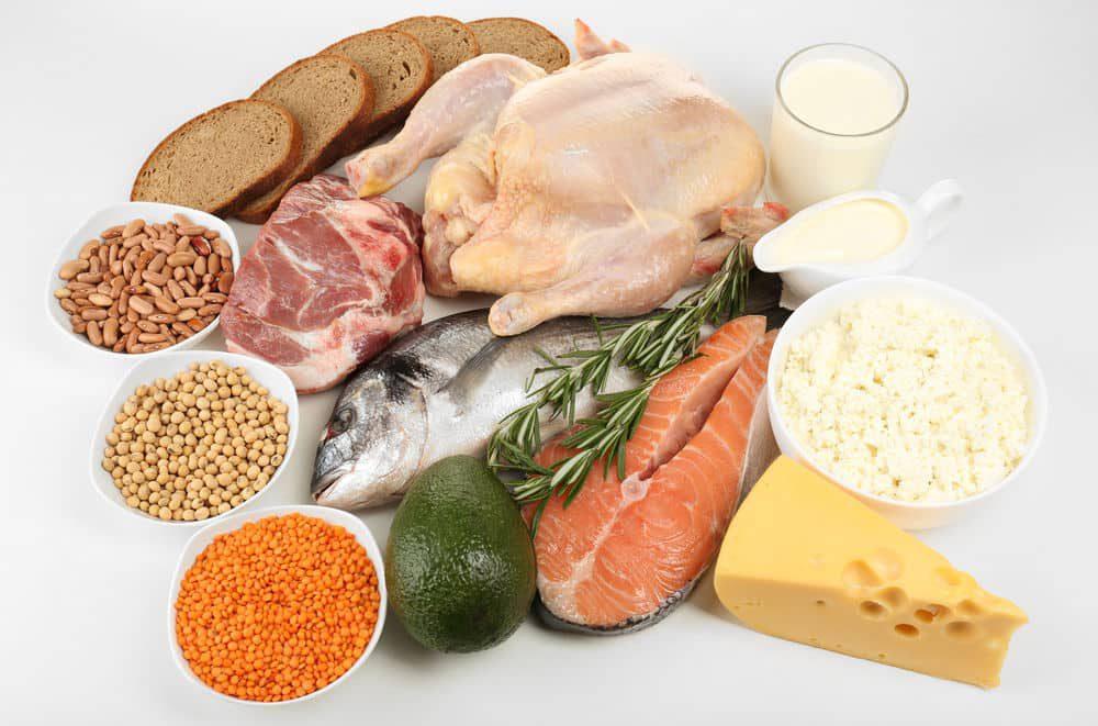 ลดน้ำหนัก โดยการกินเยอะ ลดได้ไม่ทรมานเหมือนก่อน ด้วยโปรตีน