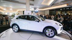 Porsche Cayenne E-Hybrid ใหม่ เผยโฉมครั้งแรกในประเทศไทย ด้วยราคา 7.5 ล้านบาท