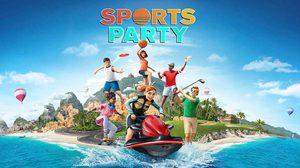 SPORTS PARTY เกมกีฬาสำหรับครอบครัวบน NINTENDO SWITCH จ่อลง 30 ตุลาคมนี้