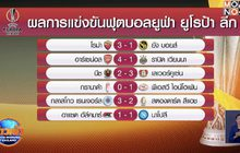 ผลการแข่งขันฟุตบอลยูฟ่า ยูโรป้าลีก 04-12-63