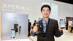 Xperia XZ Premium ได้รับการยกย่องให้เป็นสมาร์ทโฟนรุ่นใหม่ที่ดีที่สุดในงาน MWC 2017