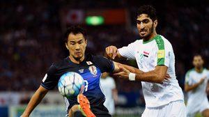 น้ำลายเหนียว! ซามูไรบลูฮึดยิงทดเจ็บเฉือน อิรัก สุดมันส์ 2-1