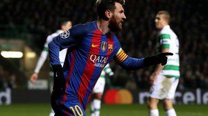 ผลบอล: การันตีแชมป์กลุ่ม! เมสซี่ เบิ้ลสองพา บาร์เซโลน่า บุกชนะ เซลติก 2-0 ชปล.กลุ่มC