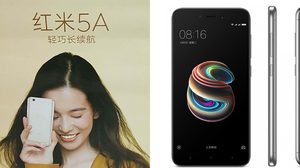 Xiaomi Redmi 5A จะมาพร้อมแบตสุดอึดอยู่ได้นาน 8 วัน ในราคาเริ่มต้น 3,000 บาท