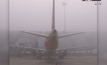 ท่าอากาศยานในจีนเผชิญหมอกหนาจัด