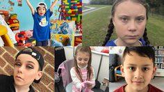 ลิสต์รายชื่อ 12 เด็กเก่งทั่วโลก ปี 2018