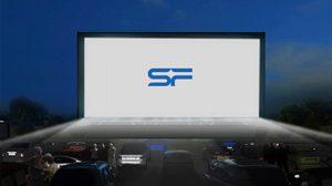 ฝันเป็นจริง!! ดูหนังบนรถ SF จับมือ CAT จัด Drive-in Digital Cinema ใจกลางกรุง