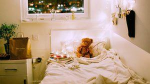 เปิดไฟนอนสว่างทั่วห้องนอน ทำให้อ้วนง่ายขึ้น