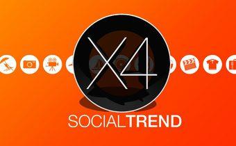 X4  Social Trend