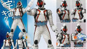 Project BM เปิดตัวชุดผ้าแอ็คชั่นฟิกเกอร์ Masked rider Fourze