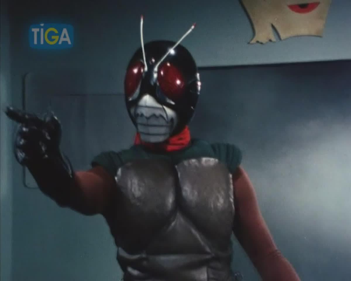 Masked Rider Skyrider ตอนที่ 16-3
