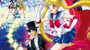 อัศวินสาวงาม เซเลอร์มูน  Sailor Moon