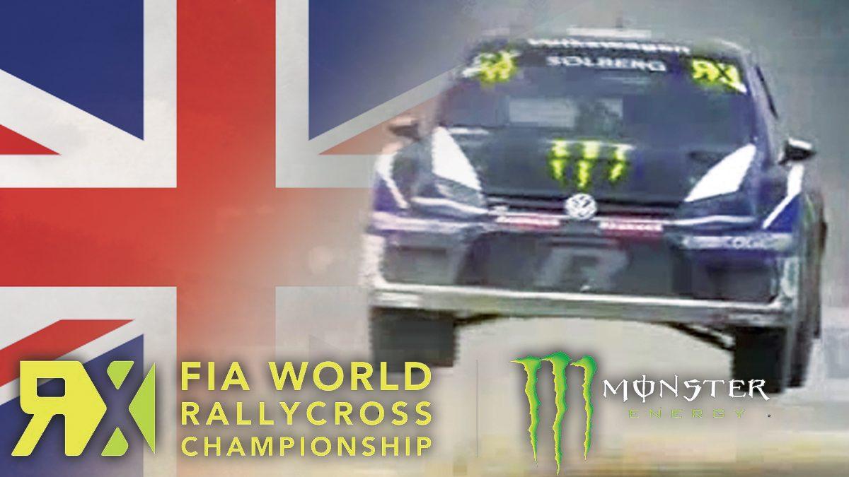 FIA World Rallycross Championship 2018 | การแข่งขันรถแรลลี่ ราชอาณาจักรบริเตนใหญ่