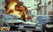 หนังแอ็คชั่นฮ่องกง Sky On Fire ส่งคลิป 20วินาที แรกสั้นแต่สะใจ