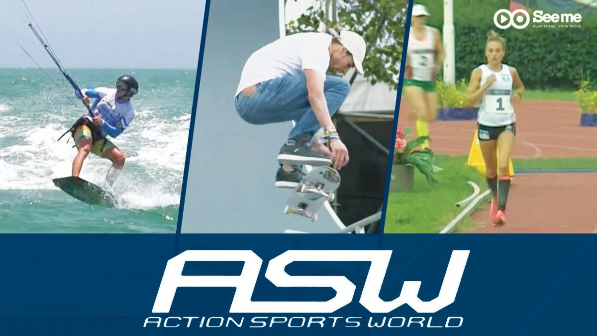 รายการ Action Sports World Season18 | EP.41 [FULL]