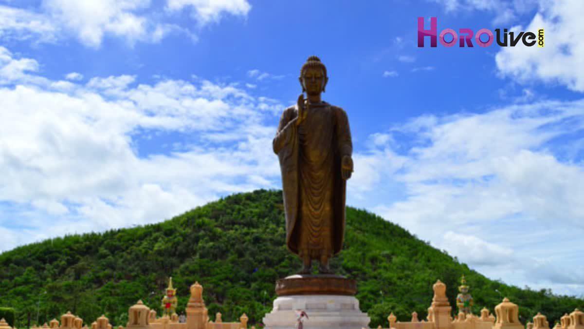 เผยเคล็ดลับ ขอพรองค์พระพุทธเมตตา ที่วัดทิพย์สุคนธาราม กาญจนบุรี