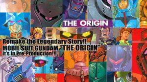 Gundam the Origin จะมีซีรี่ย์การ์ตูนแก๊ก + ฉบับรวมเล่ม 24