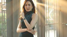 ครบรอบ 31 ปี โคตรเฮง!! แต้ว ณฐพร นั่งแท่นแบรนด์แอมบาสเดอร์ RADO คนแรกในไทย