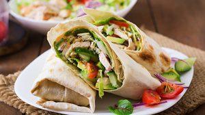 วิธีทำ เบอร์ริโต้ไก่ อาหารแม็กซิกันที่คนไทยทานได้