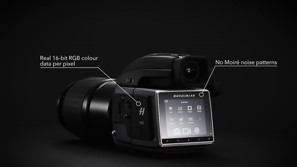 Hasselblade เปิดตัวกล้อง H6D-400c MC ถ่ายภาพได้ความละเอียด 400 ล้านพิกเซล!!!