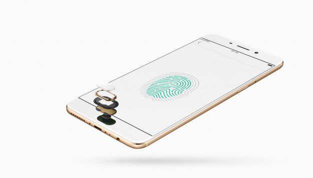 Front-facing fingerprint recognition(1)
