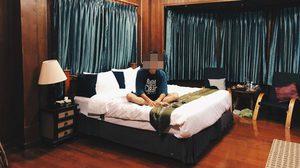 เจ้าของที่พักโพสต์ขอให้เคลียร์ หลังเพจท่องเที่ยวอ้างไม่มีเงินก็นอนที่พักดีๆได้
