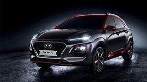 2019 Hyundai Kona Iron Man Edition เปิดตัวเเล้วที่งาน Comic-Con สหรัฐอเมริกา