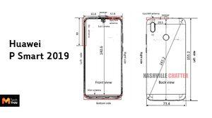 มาแล้วสเปค Huawei P Smart 2019 จอ 6.2 นิ้ว มีรอยบากแบบหยดน้ำ คาดเปิดตัวมกราคมปีหน้า ราคา 7,500 บาท