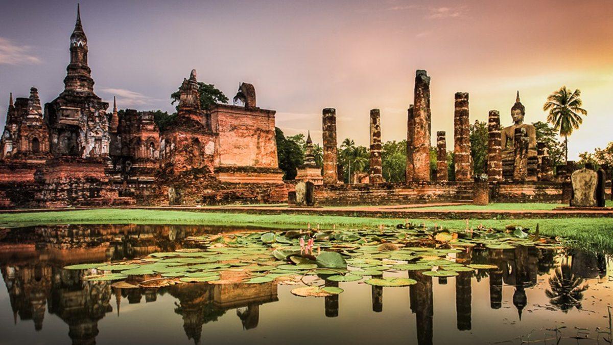 7 โบราณสถาน เที่ยวชมความงดงามของอดีต